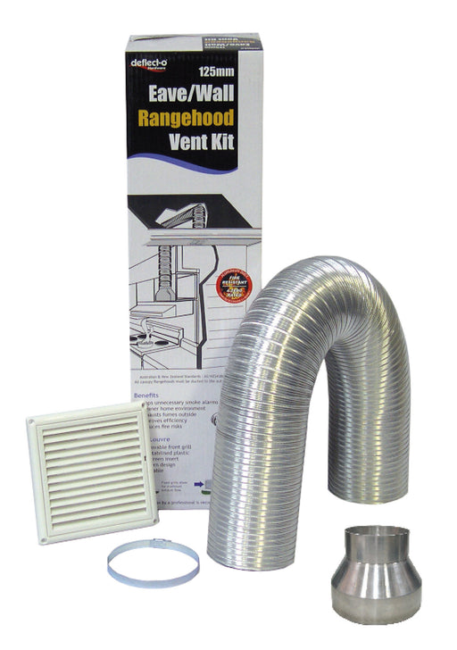 Wall-Eave Vent Kit