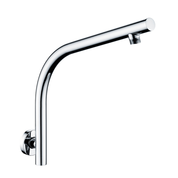 Pentro Chrome Wall Mounted Shower Arm