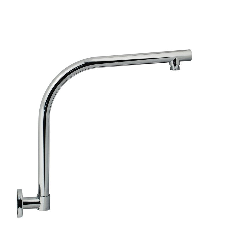 Pentro Chrome Swivel Wall Mounted Shower Arm