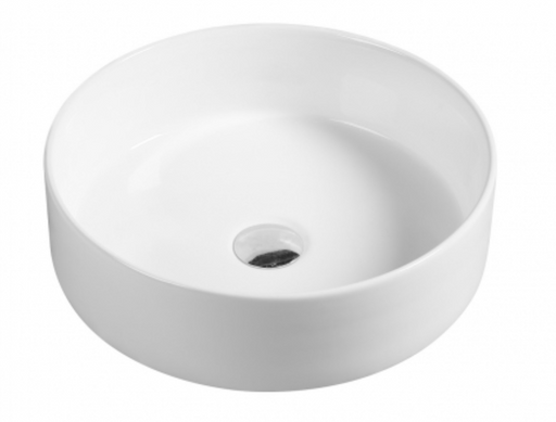 Round Ultra Slim Ceramic Basins