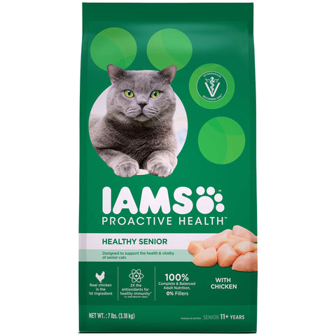 Iams Chicken Cat Food