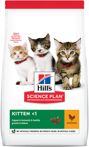 Hill's Healthy Development Chicken Kitten Food
