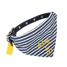 Rosewood & Joules Nautical Collar and Neckerchief