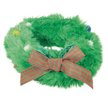 Party on Christmas Wreath