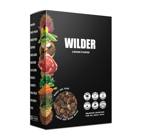 Wilder Complete & Balance meal