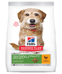 Hill's Science Plan Youthful Vitality Mini Adult Dog Food