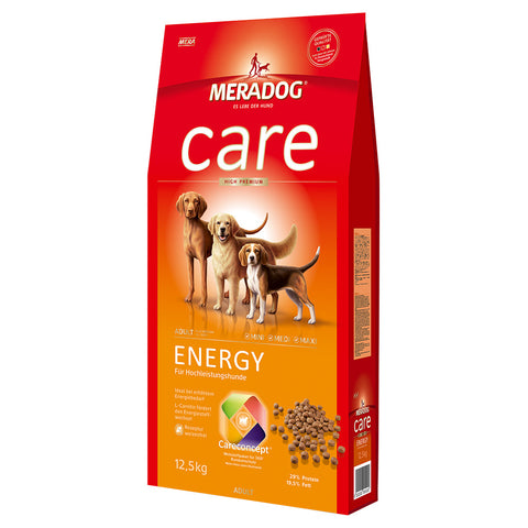 Meradog Energy – High-Performance