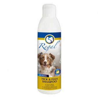 Regal Pet Health Flea & Tick Shampoo