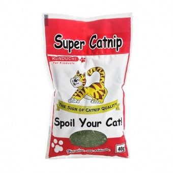 Catnip Bag, Super Kunduchi Medium Grade