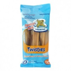 Denta-Deli Twisties Peanut Butter & Yoghurt