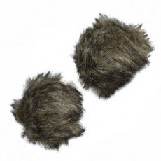 Silvervine Plush Balls Cat Toy
