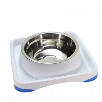 Bowl, Stainless Steel Spill Guard