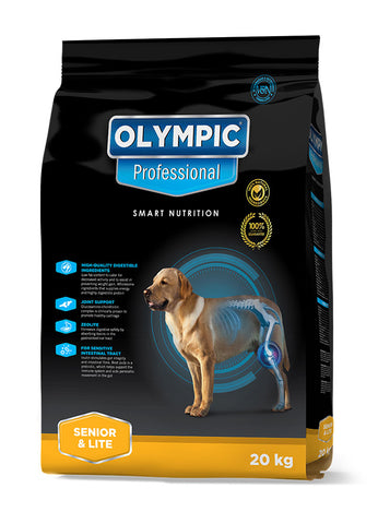 Olympic Professional Senior & Lite Dog Food