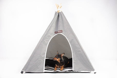 Meduim doggy and cat teepee with cushion