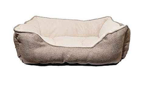Luxury Truffle Square Bed