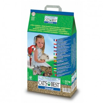 Cat's Best Universal Pet Litter-4kg