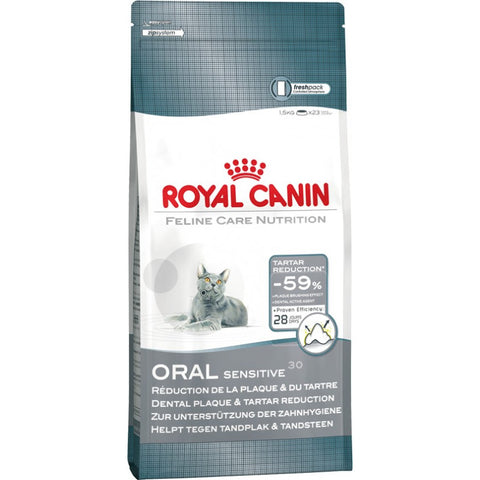 Royal Canin Oral Sensitive Adult Cat Food