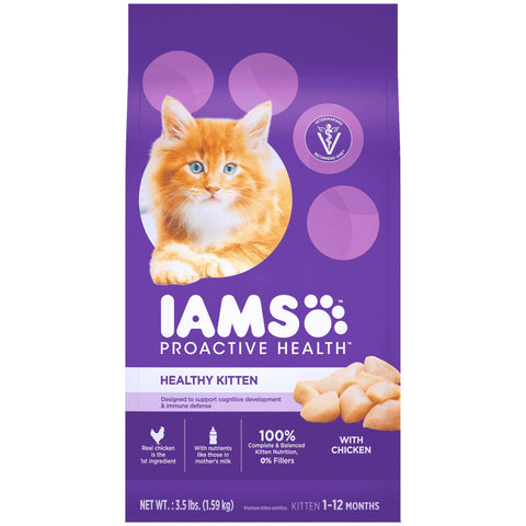 Iams Kitten Dry Cat Food