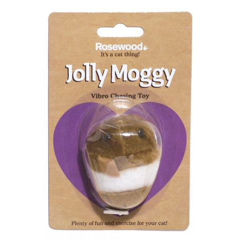 Jolly Moggy Vibromouse Cat Toy