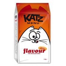 Katz Menu Flavour Cat Food for Fussy Eaters