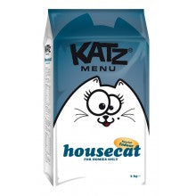 Katz Menu Housecat Cat Food for Indoor Cats
