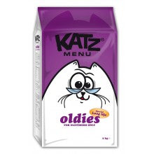 Katz Menu Oldies Cat Food for Senior Cats