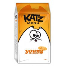 Katz Menu Young Cat Food for Kittens