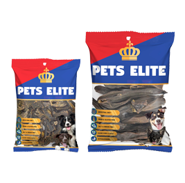 Pets Elite Liver Biltong Dog Treats
