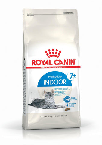 Royal Canin Indoor +7 Adult Cat Food