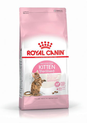 Royal Canin Kitten Sterilised Food