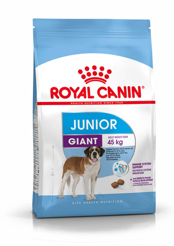 Royal Canin Giant Junior Food