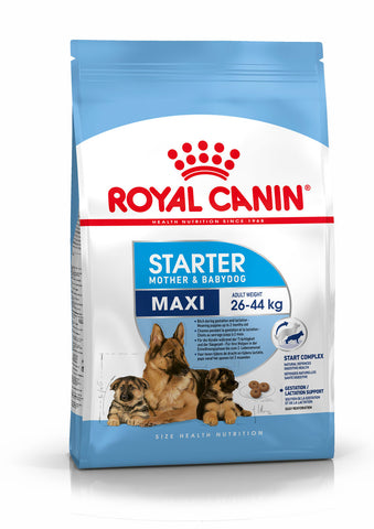 Royal Canin Maxi Mother and Babydog Starter Dog Food