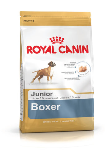 Royal Canin Puppy Boxer Dog Food