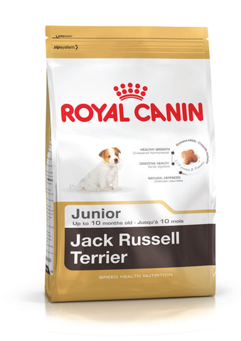 Royal Canin Puppy Jack Russell Dog Food