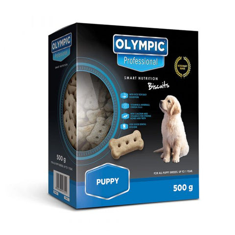 Olympic Professional Puppy Biscuits 500g