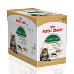Royal Canin Adult Maine Coon Wet Cat Food