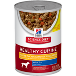 Hill's Active Longevity Roasted Chicken  Canned Dog Food