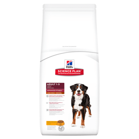 Hill's Advanced Fitness Large Adult Dog Food