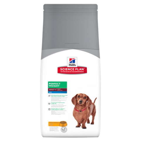 Hill's Perfect Weight Mini Adult Dog Food