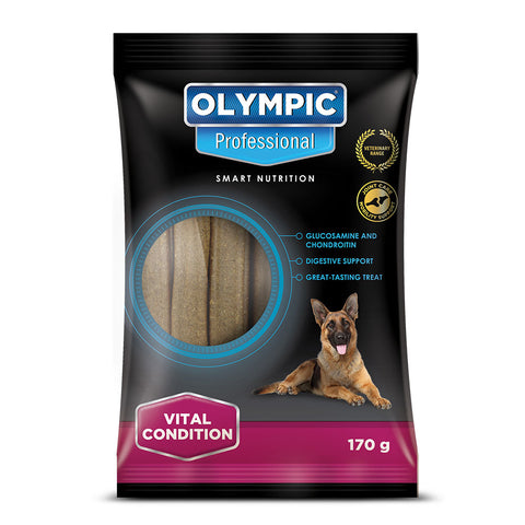 Olympic Professional Vital Conditioning Treats for Dogs 170g