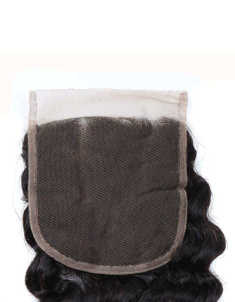 Queen Remy 4x4 Closure Deep