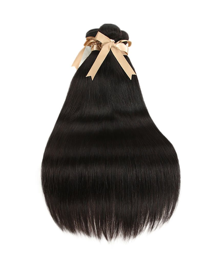 Queen Remy 3 Bundles Straight Hair
