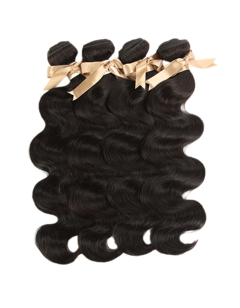 Queen Remy 4 Bundles Body Wave