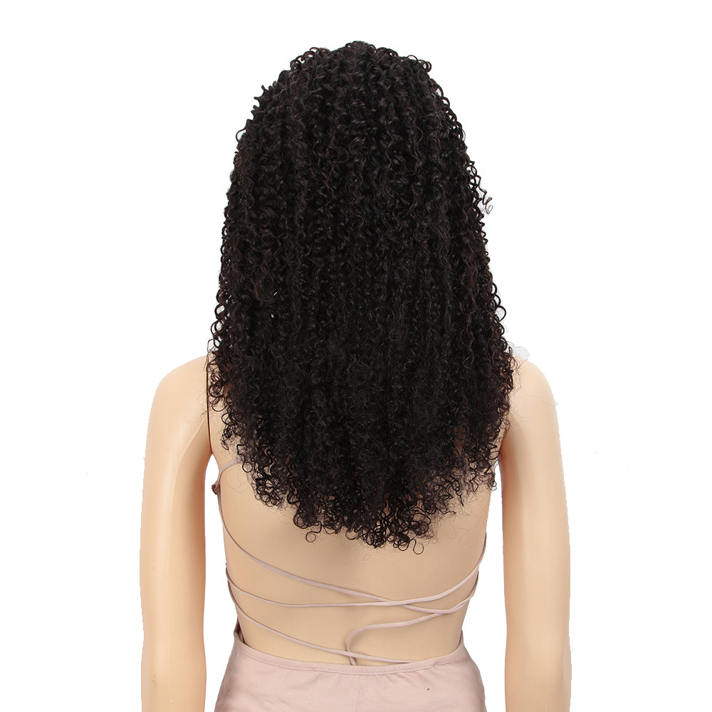 WH 13*4 Lace Frontal DIY Curly Wigs