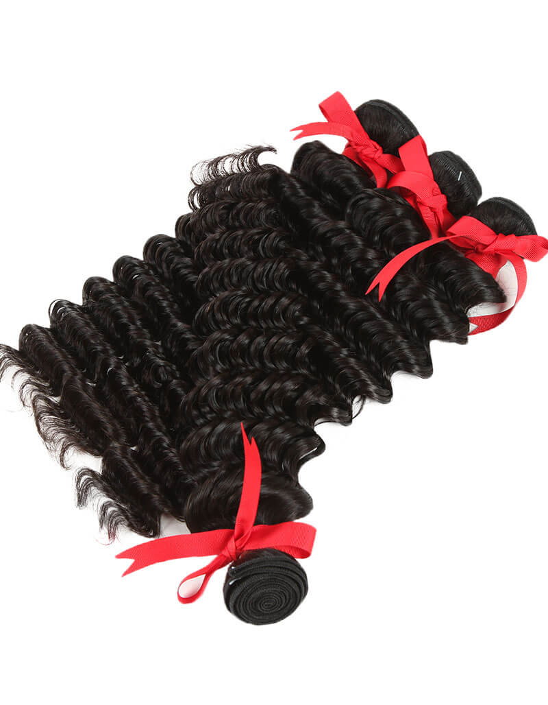 Peruvian Deep Wave 4 Bundles