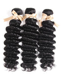 Queen Remy 3 Bundles Deep Wave