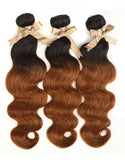 Queen Remy 3 Bundles Body Wave T1B/30