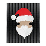 Coqui Santa - Throw Blanket