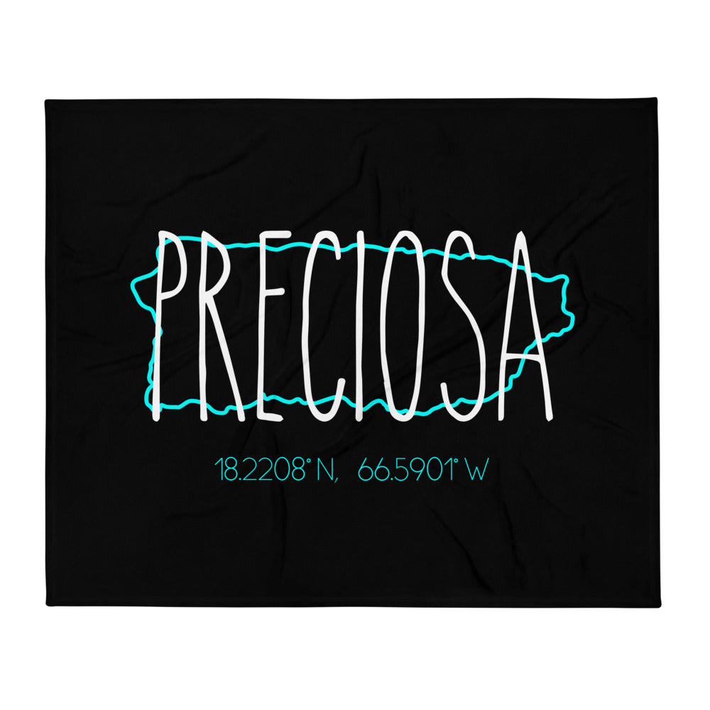 Preciosa - Throw Blanket