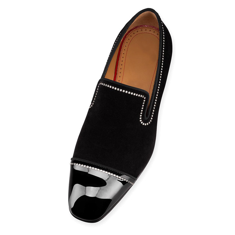 Men's Black Loafer